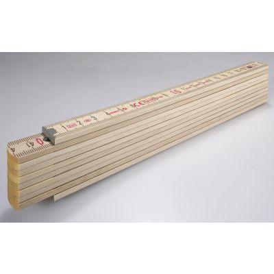 STABILA Holz-Gliedermaßstab Serie 400 407N