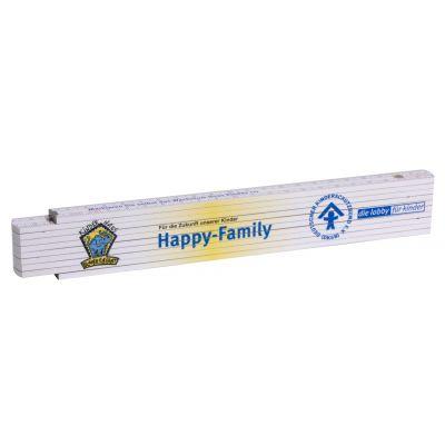 Kindermesslatte Happy-Family (Serie 400) 1407 Happy Family
