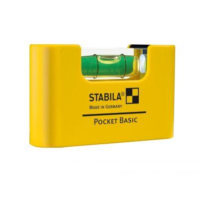 STABILA Wasserwaage Type Pocket Basic WW Pocket Basic