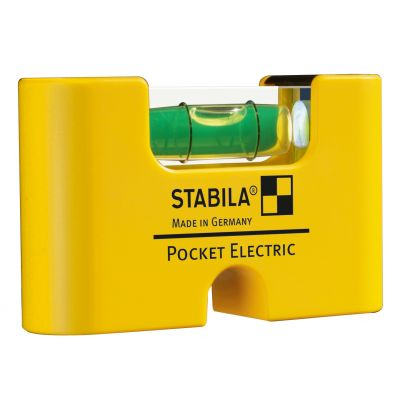 STABILA Wasserwaage Type Pocket Electric WW Pocket Electric