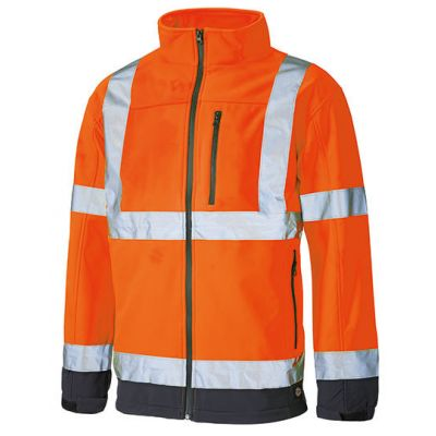 High Visible Softshell Jacket