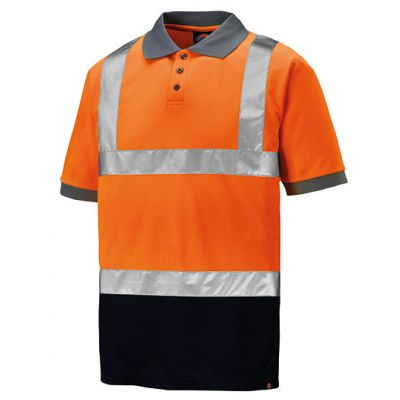 High Visible T/T Polo&Tape