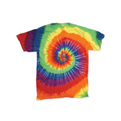 Multi Spiral T-Shirt