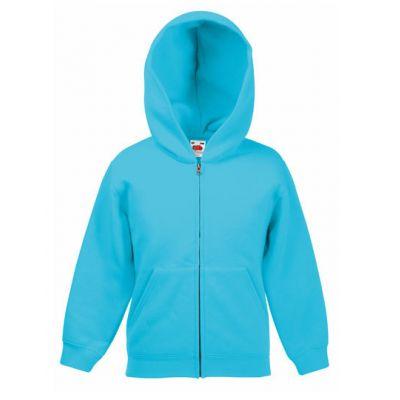 Classic Hooded Sweat Jacket Kids