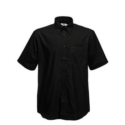 Men`s Short Sleeve Oxford Shirt