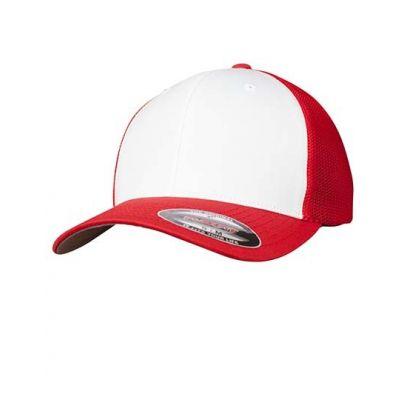 Flexfit Mesh Colored Front Cap