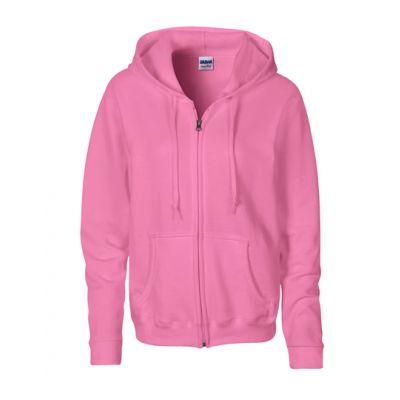Heavy Blend™ Ladies` Full Zip Hooded Sweatshirt