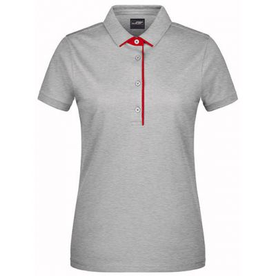 Ladies` Polo Single Stripe