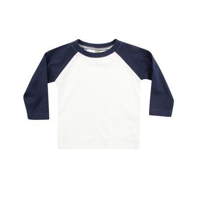 Long Sleeved Baseball T Shirt