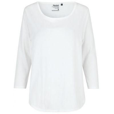 Ladies Three Quarter Sleeve T-Shirt