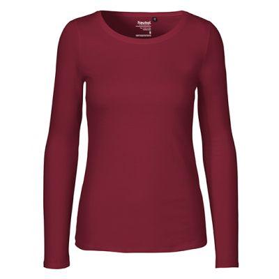 Ladies` Long Sleeve T-Shirt