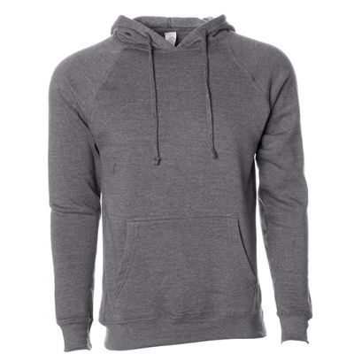 Unisex Midweight Special Blend Raglan Hooded Pullover