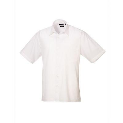 Poplin Short Sleeve Shirt (Herrenhemd/Kurzarm)