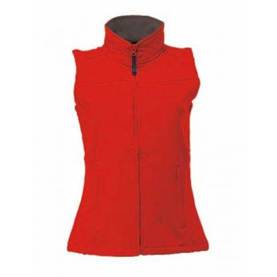 Women`s Flux Softshell Bodywarmer