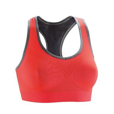 Fitness Seamless Compression Sports Bra Top