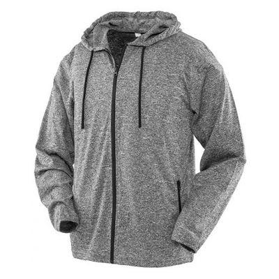 Mens Hooded Tee-Jacket