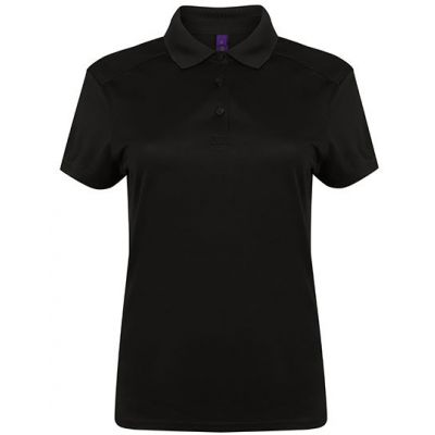 Ladies´ Slim Fit Stretch Polo Shirt + Wicking Finish