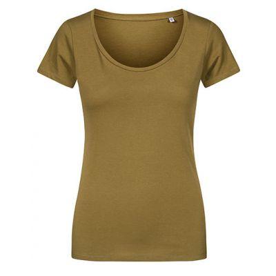Women´s Deep Scoop T-Shirt