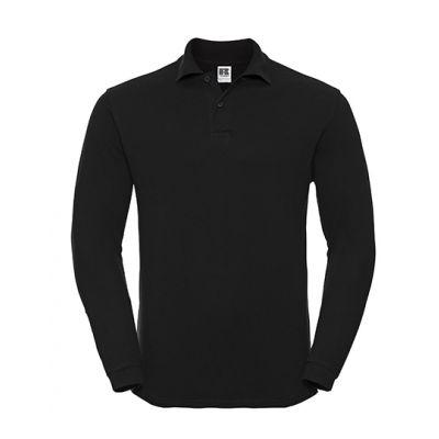Long Sleeve Classic Cotton Polo