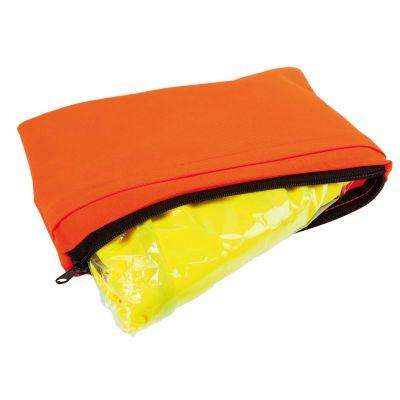 Warnwestenbeutel 'ZIPPER' orange (AF0112202)