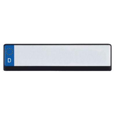 Kennzeichen-Verstärker 'CLUB' schwarz (AF0101300)