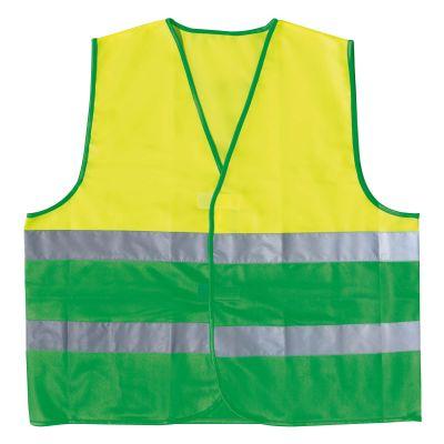 Warnweste 'TWO COLOUR' 2XL/3XL gelb-grün (AF0111609)