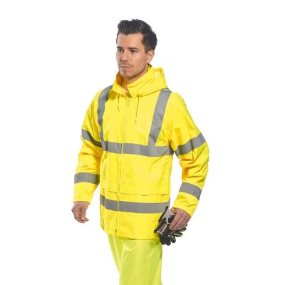 Warnschutz-Regenjacke, 'SAFE RAIN' (AF0110700)