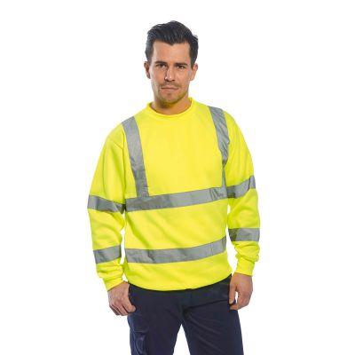 Warnschutz-Sweatshirt, 'SAFE TOUCH' (AF0110800)