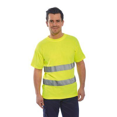 Warnschutz T-Shirt, 'SAFE TIKO' (AF0110400)