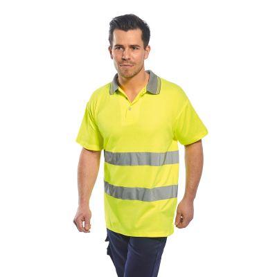 Warnschutz Polo-Shirt, 'SAFE POKO' (AF0110300)
