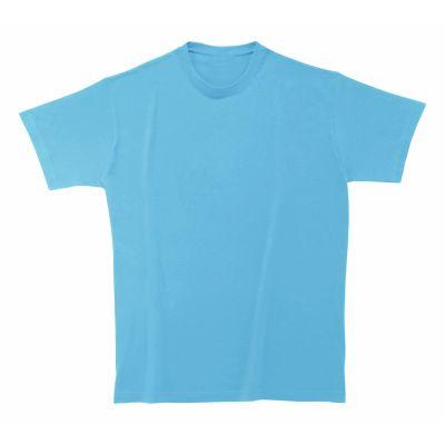 T-shirt Heavy Cotton hellblau XXL bedrucken