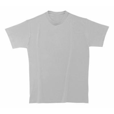 T-shirt Heavy Cotton lichtgrau XXL bedrucken