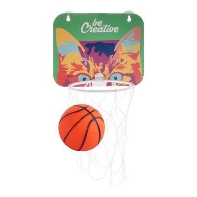 Basketball-Korb Crasket bedrucken
