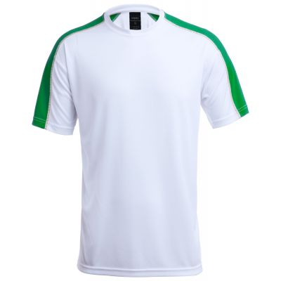 T-Shirt Tecnic Dinamic Comby dunkelgrün XXL bedrucken