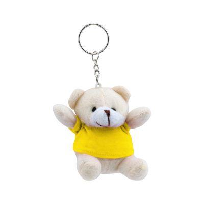 Schlüsselanhänger Teddy bedrucken