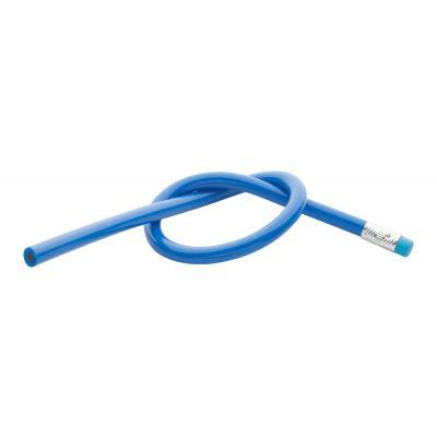 Flexibler Bleistift Flexi dunkelblau bedrucken