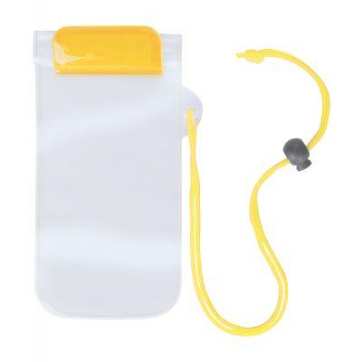 wasserbeständige Kapsel Waterpro gelb bedrucken