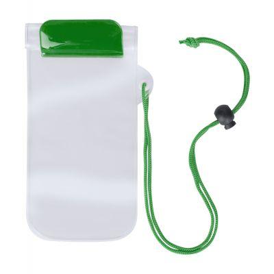 wasserbeständige Kapsel Waterpro dunkelgrün bedrucken