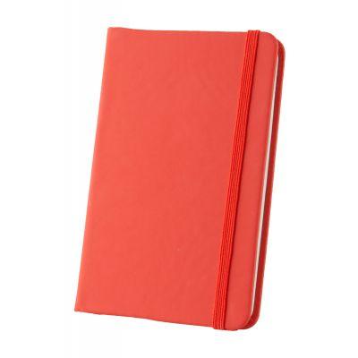 Notizbuch Kine rot bedrucken