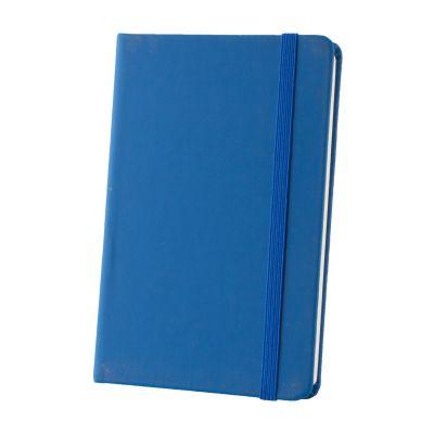 Notizbuch Kine dunkelblau bedrucken