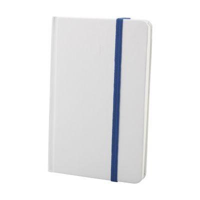Notizbuch Yakis dunkelblau bedrucken