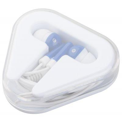 In-Ear-Kopfhörer Surix dunkelblau bedrucken