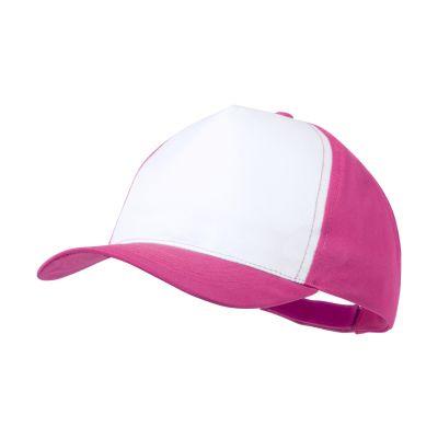 Baseball Kappe Sodel pink bedrucken