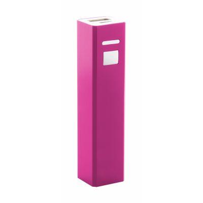 Powerbank Thazer pink bedrucken