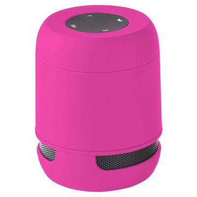 Bluetooth-Lautsprecher Braiss pink bedrucken