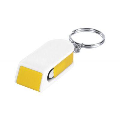 Handy-Halter Satari gelb bedrucken
