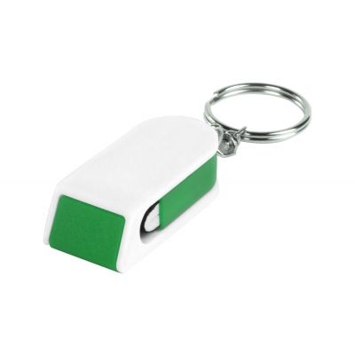 Handy-Halter Satari dunkelgrün bedrucken