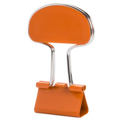 Notizclip Yonsy orange bedrucken