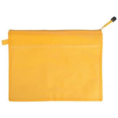Dokumentenmappe Bonx gelb bedrucken