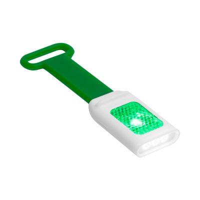 Taschenlampe Plaup dunkelgrün bedrucken